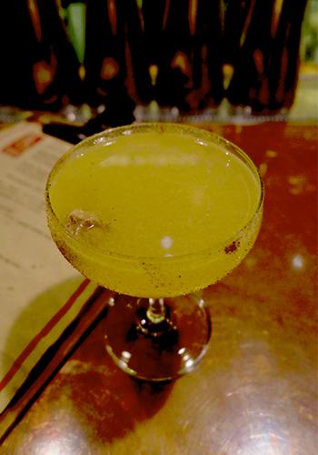 PS150 Asamboi Margarita cocktail recipe by Angel Ng