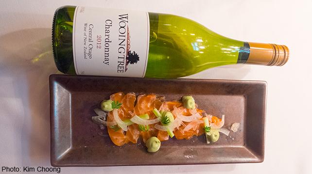 Traders KL Gobo New Zealand Week Dinner Cured NZ King Salmon