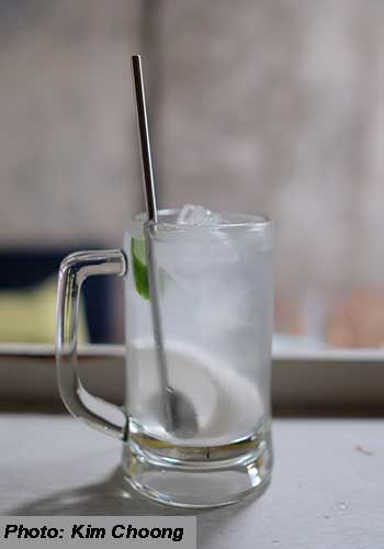 Coley Bangsar KL London Dry Gin Coconut Water