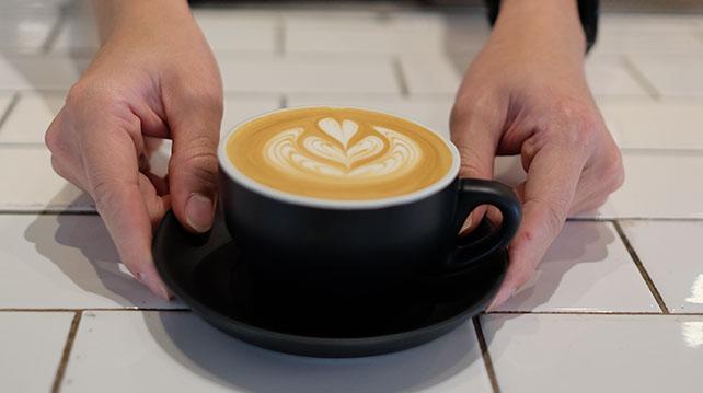 Cappuccino is espresso based milk coffee