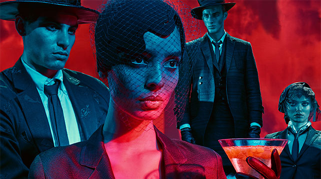 Time Captured is a short film by photographer Steven Klein.