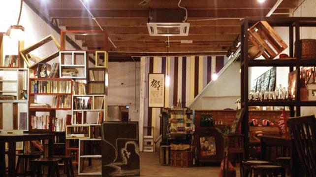 Cafe de Eight Ipoh Perak