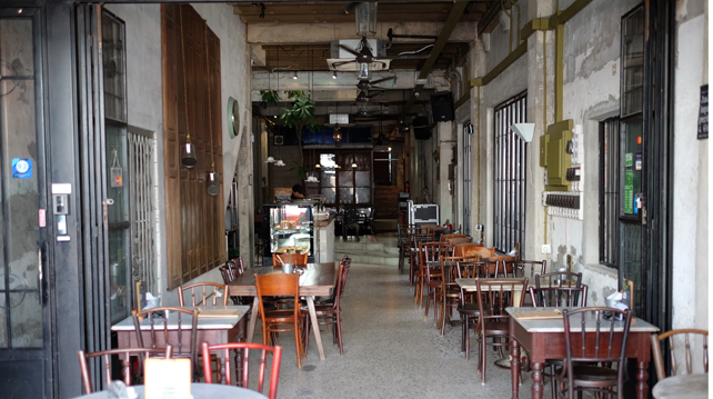 Leaf & Co. Jalan Sultan Chinatown KL