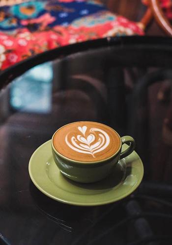 Merchant's Lane Chinatown KL coffee