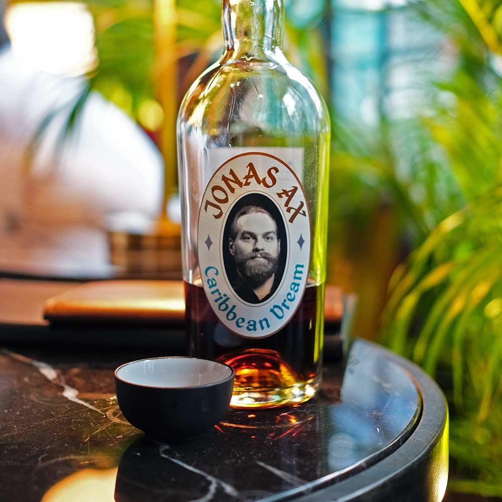 Frank's Bar collaboration Caribbean Dream