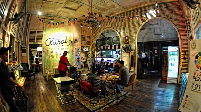 Karat Ipoh Cafe