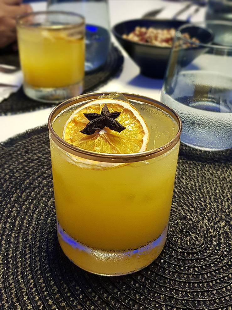Mocktail by Osmund Bernard