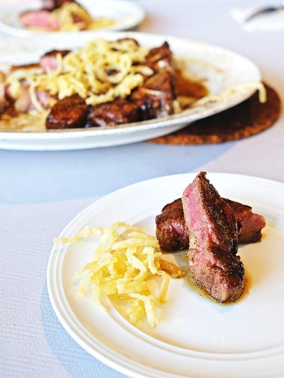 Maria's Signature KLCC Porterhouse Steak