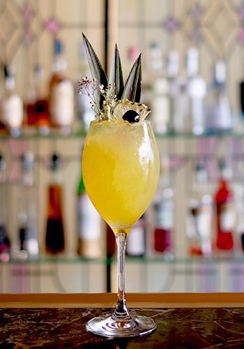 Mr Chew's Jiangxi Fresca cocktail
