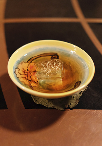 Native Cocktail Candlenut