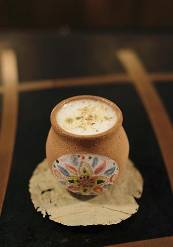 Native Cocktail Chai