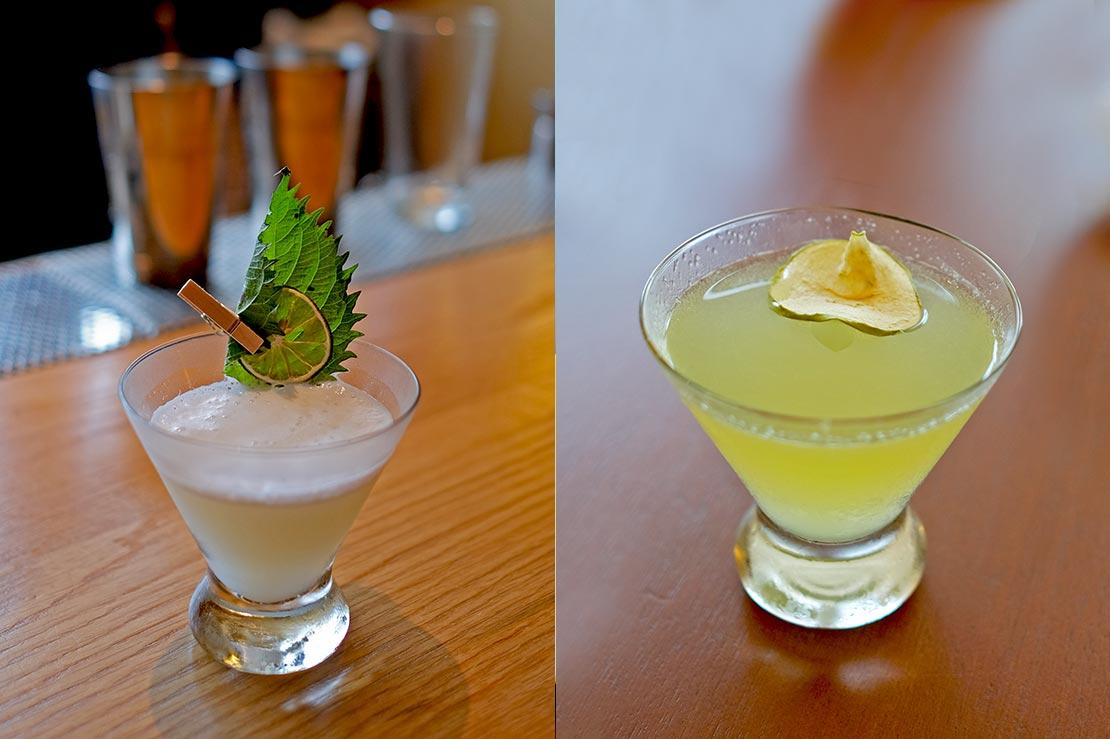 Nobu KL Cocktails