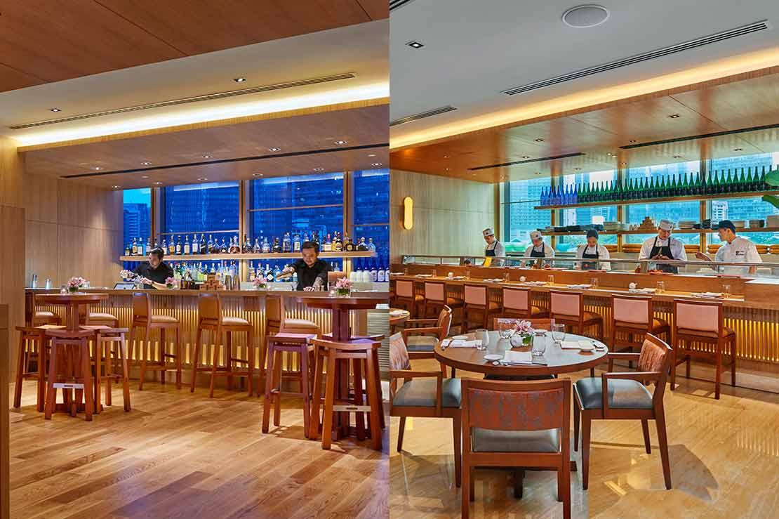 Nobu KL Bar and Sushi Bar