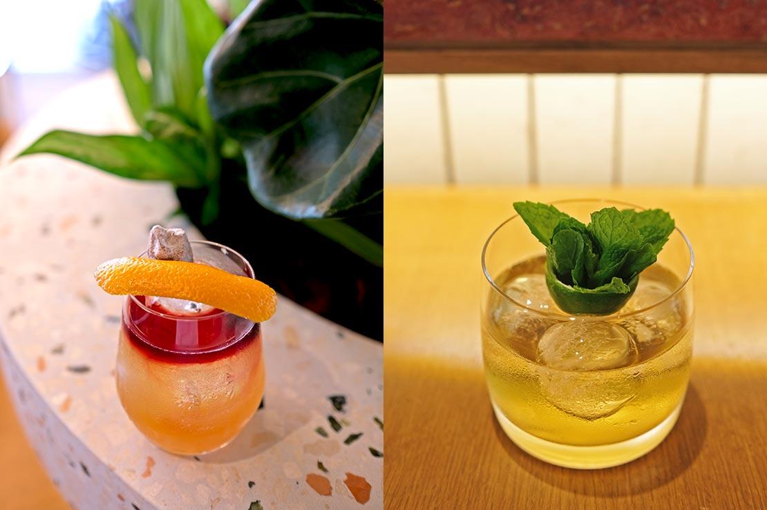 Roberto's Fusion Cocktails