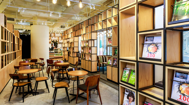 Time Out Tokyo Cafe Japan Store