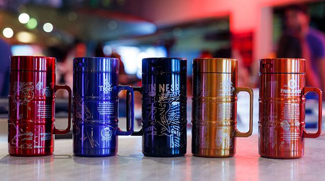 The Great Brew Fest Mugs by Heineken Malaysia