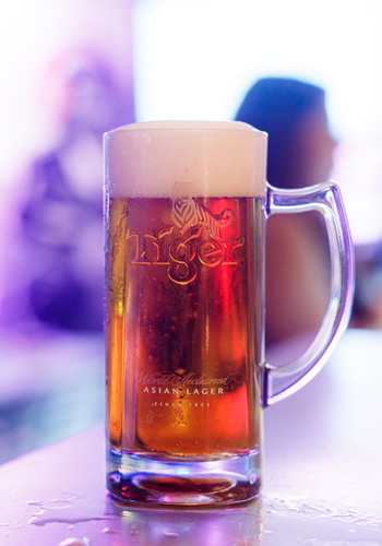 The Great Brew Fest 2018, Tiger Amber Lager