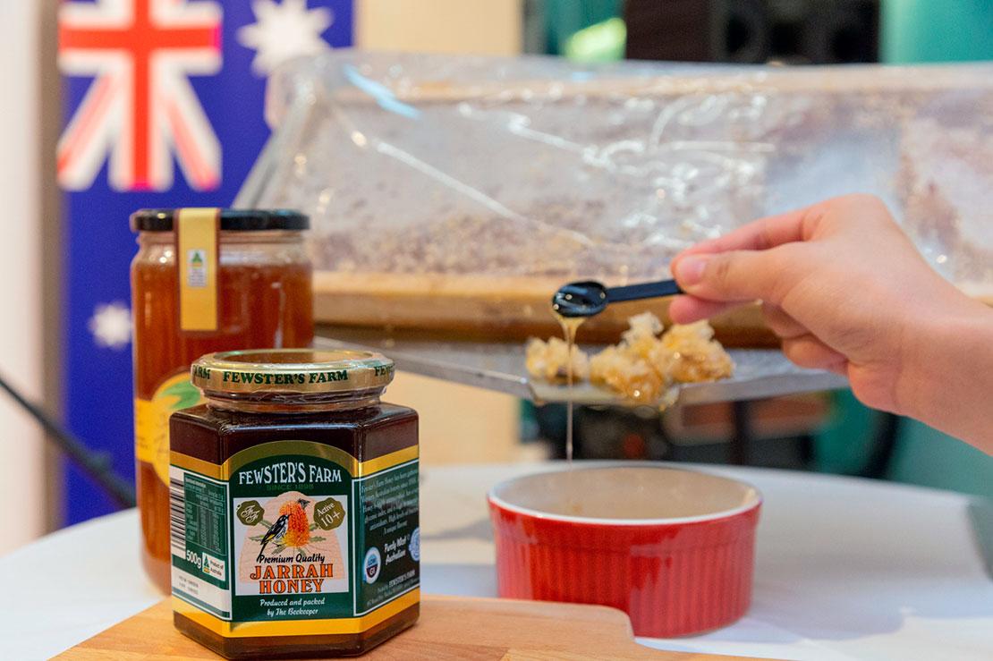 Fewster's Farm Jarrah Honey