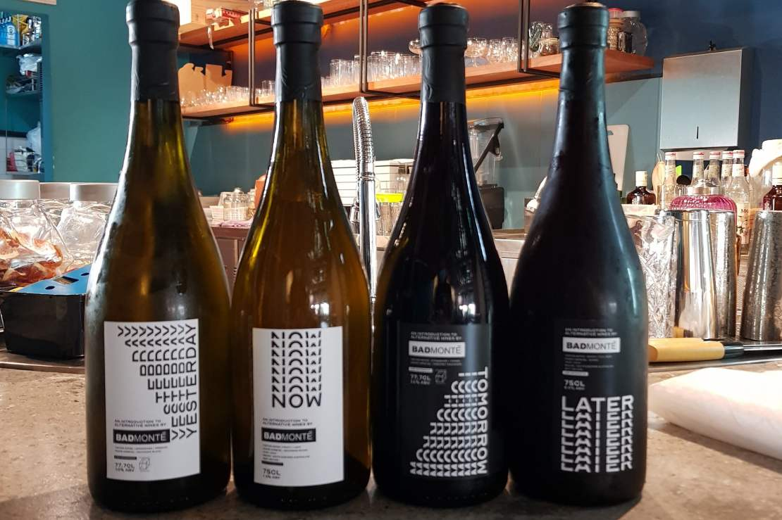 Bad Monte Alternative Wines