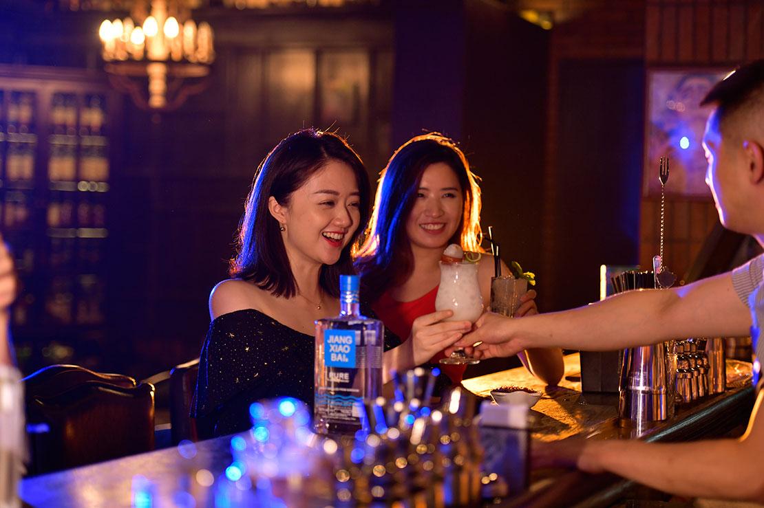 Jiangxiaobai cocktail Princess