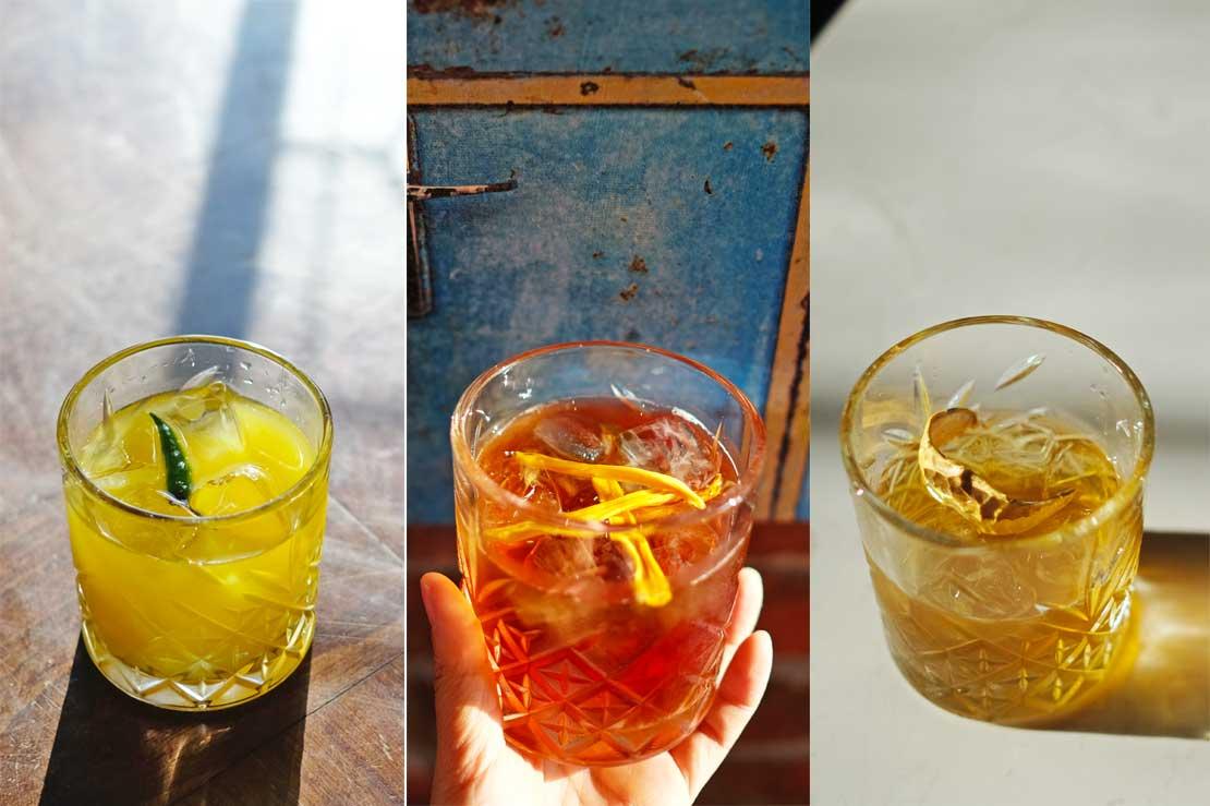 Jann Chinatown Six Senses Cocktail Set
