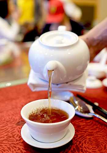 Goh Tong Pu'er Cooked Tea Resorts World Genting