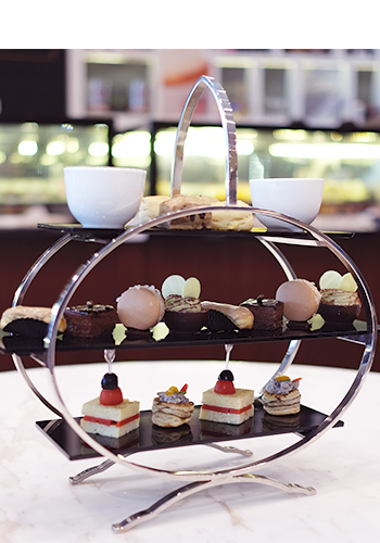Le Meridien Afternoon Tea