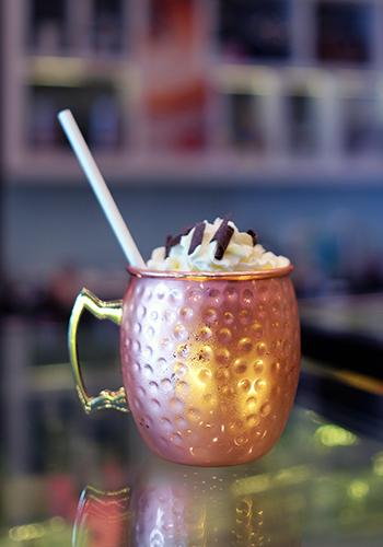 Le Meridien Pumpkin Spice Latte
