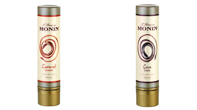 Monin L'Artiste products