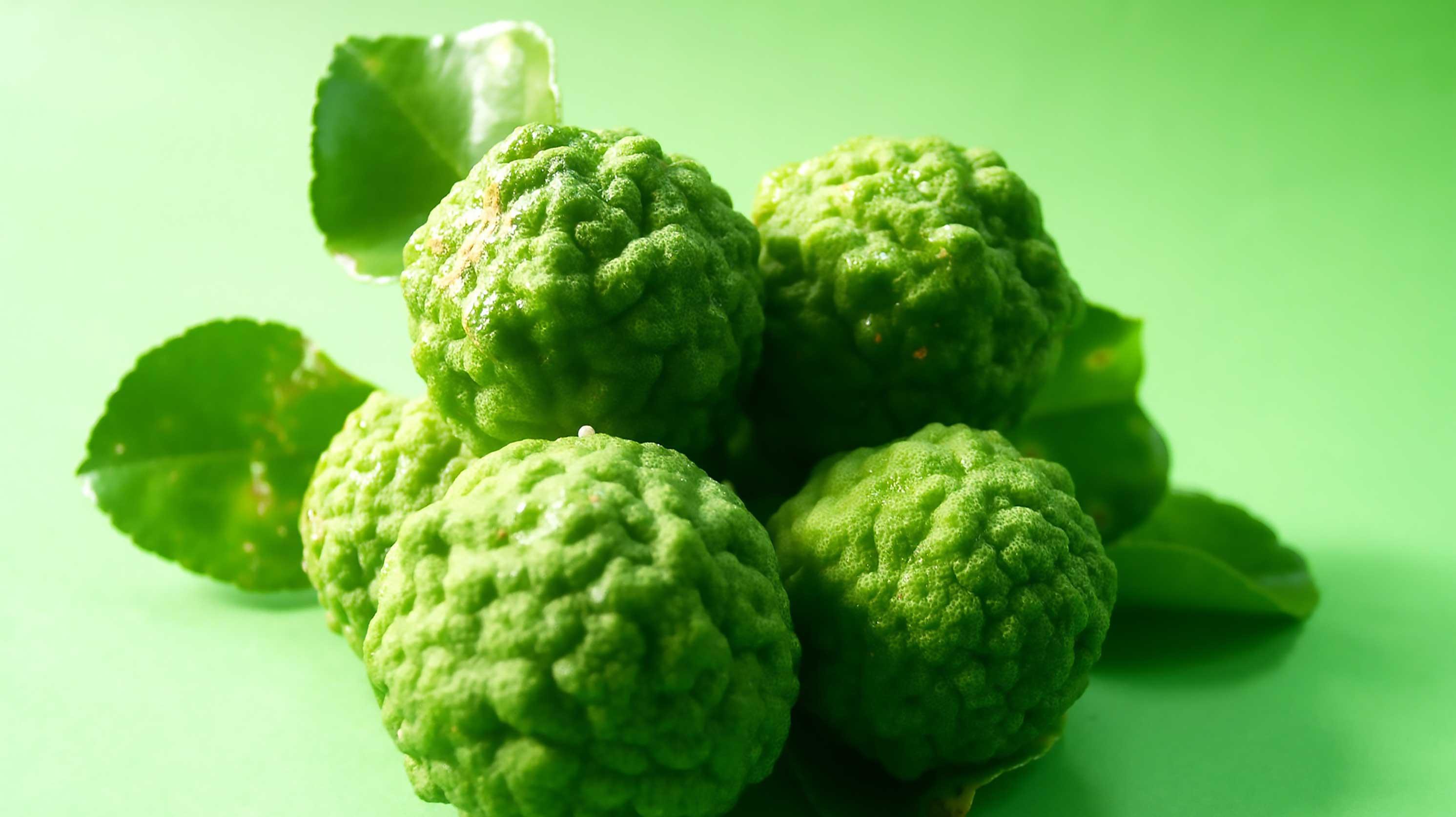 Kaffir Lime from Pixabay