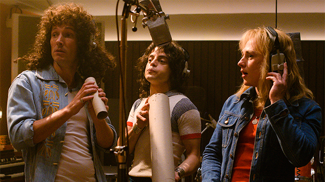 Queen early days recording