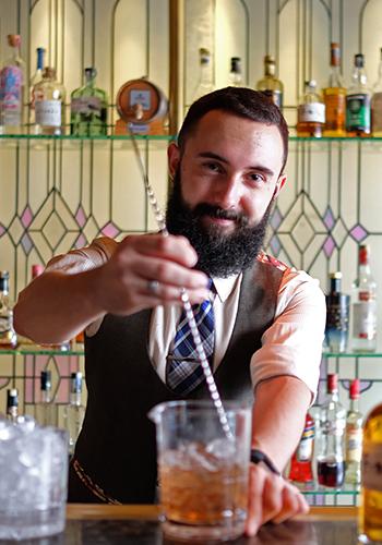 Mr Chew's Chino  Latino Bar Simon O'Brien