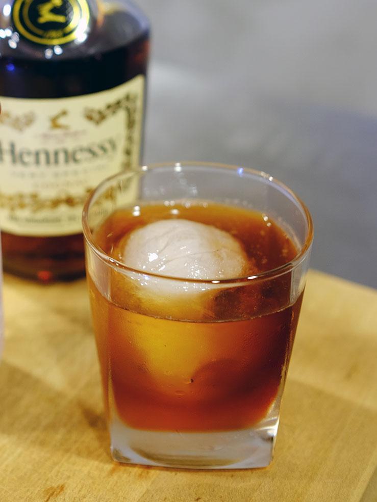 Hennessy Cognac Manhattan
