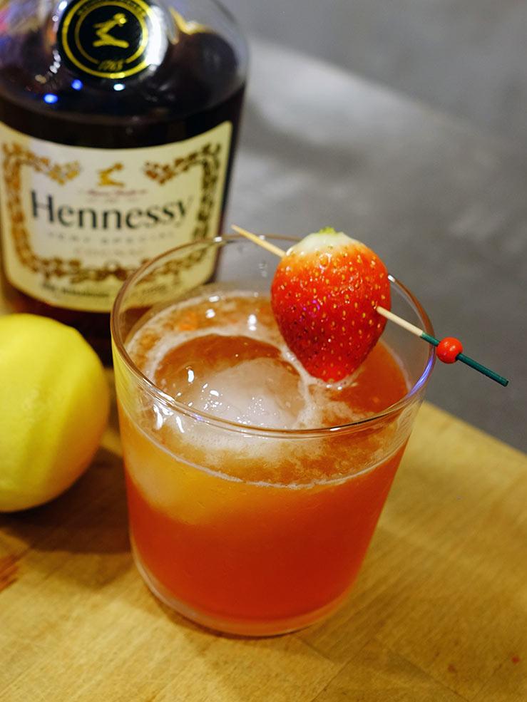 Hennessy Cognac Secret Santa