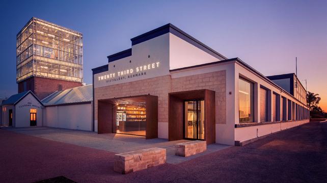 Twenty Third Street Distillery in Australia