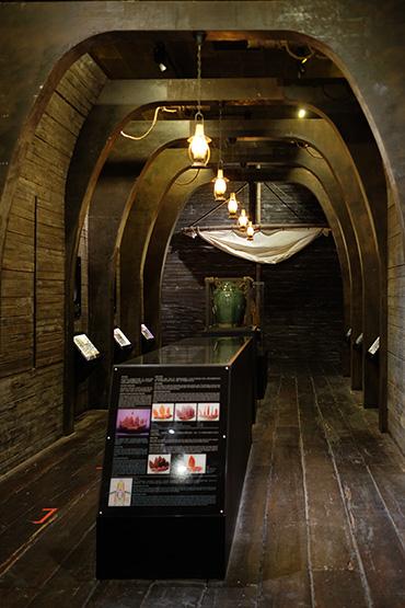 Inside Malaysian Chinese Museum
