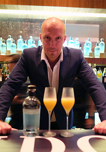 London No. 1 Gin Brand Ambassador Ivan Boris
