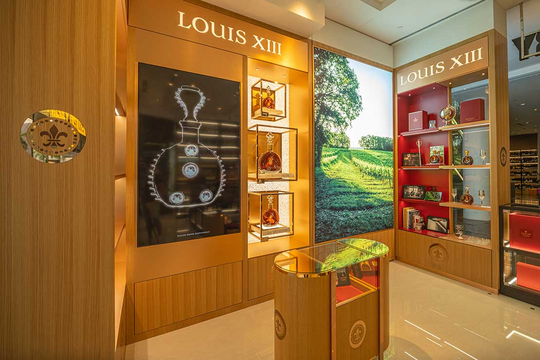 LOUIS XIII x The Whisky Distillery One Raffles Place