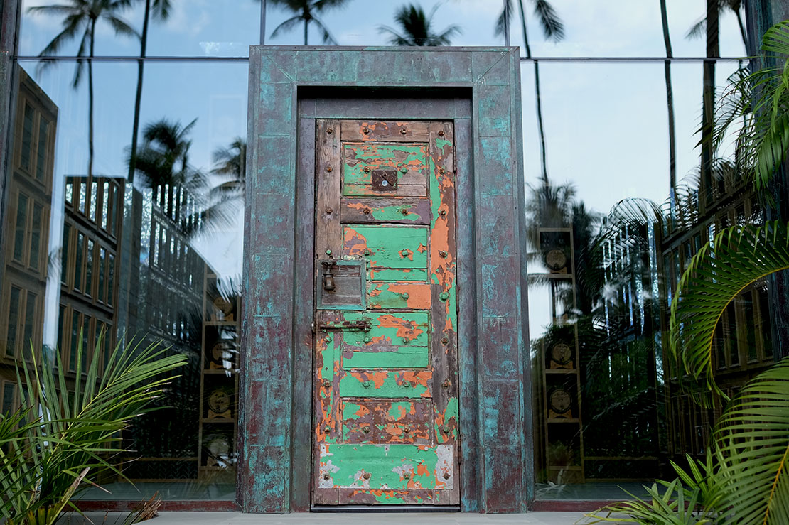 Four Season Rum Vault Door