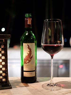 Thai wine