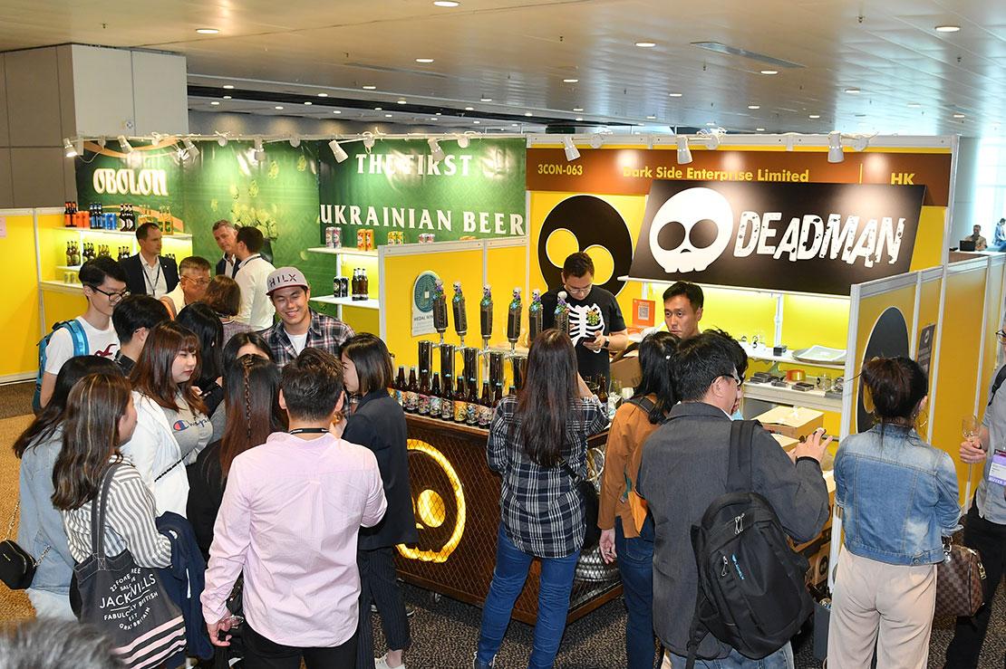 HKIWSF 2019 Craft Beer Pavilion