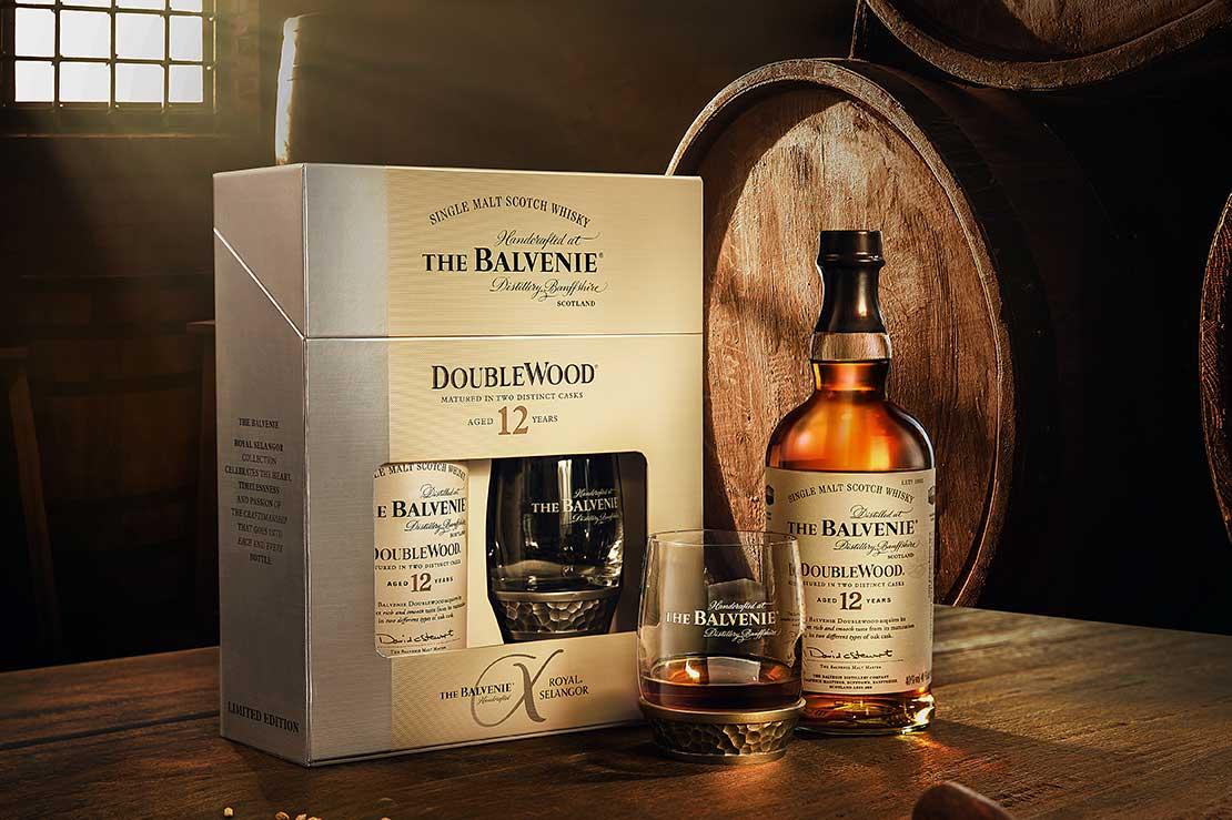 Balvenie x Royal Selangor Gift Packs 12YO