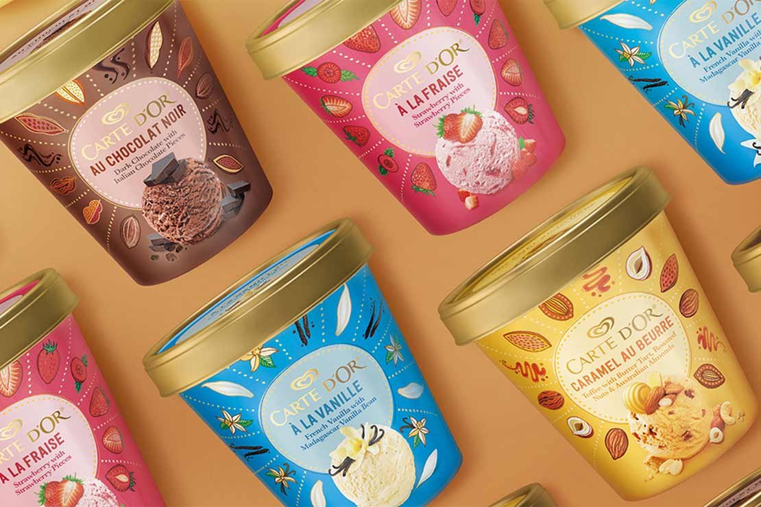 Wall's Malaysia introduces premium ice cream range from France