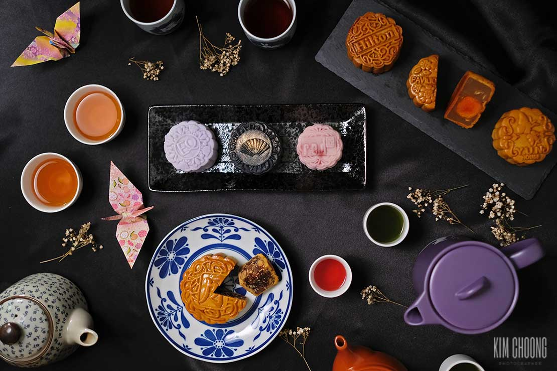 Which teas match with your favourite mooncakes?