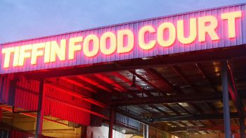 Tiffin Food Court returns this year