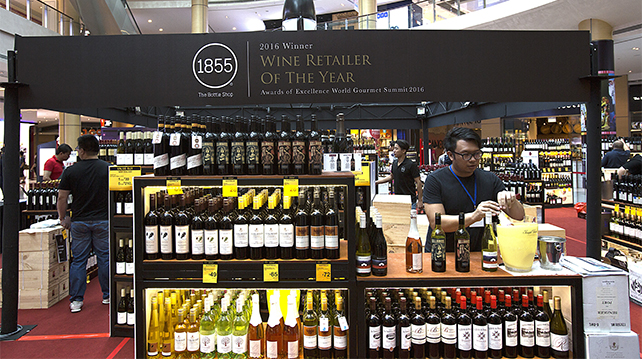 Wine & Whisky Week (SG)
