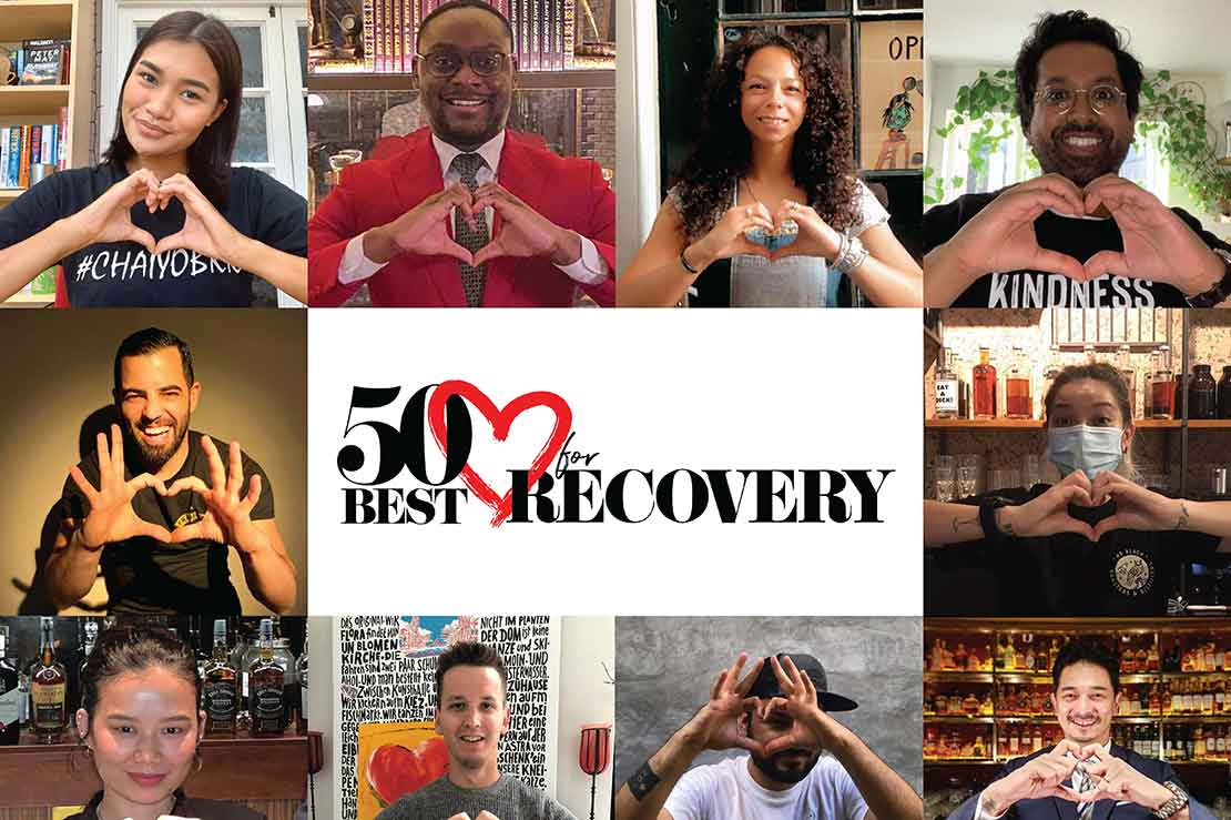 50 Best Program to aid global bar industry