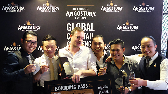Malaysia winner in Angostura Global Cocktail Challenge announced