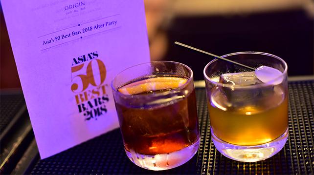 List of Asia's 50 Best Bars announced