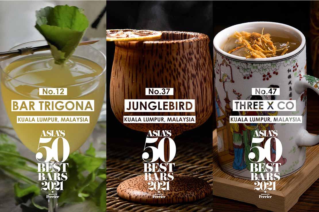 Asia's 50 Best Bar List